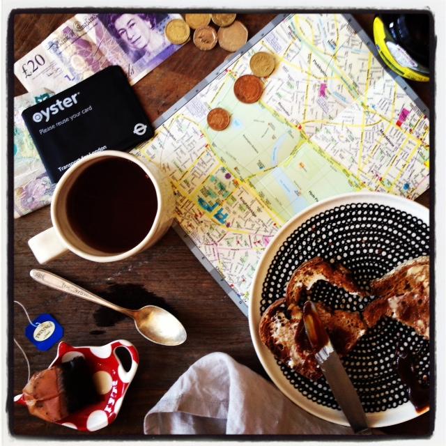 London blog 1