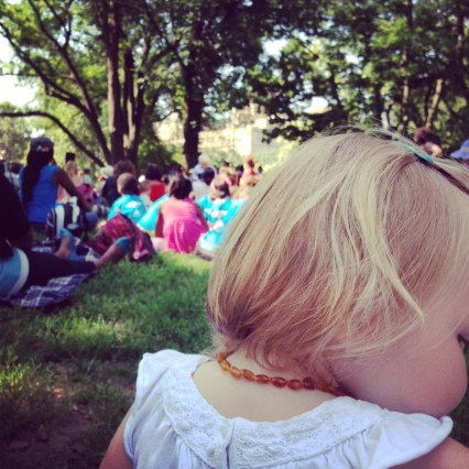 Fort Greene Park, live music for little ones