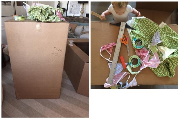One Cardboard House
